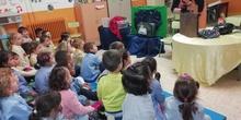 CUENTACUENTOS INFANTIL. día del libro 18-19 9