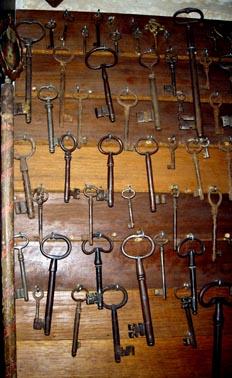 Colección de llaves