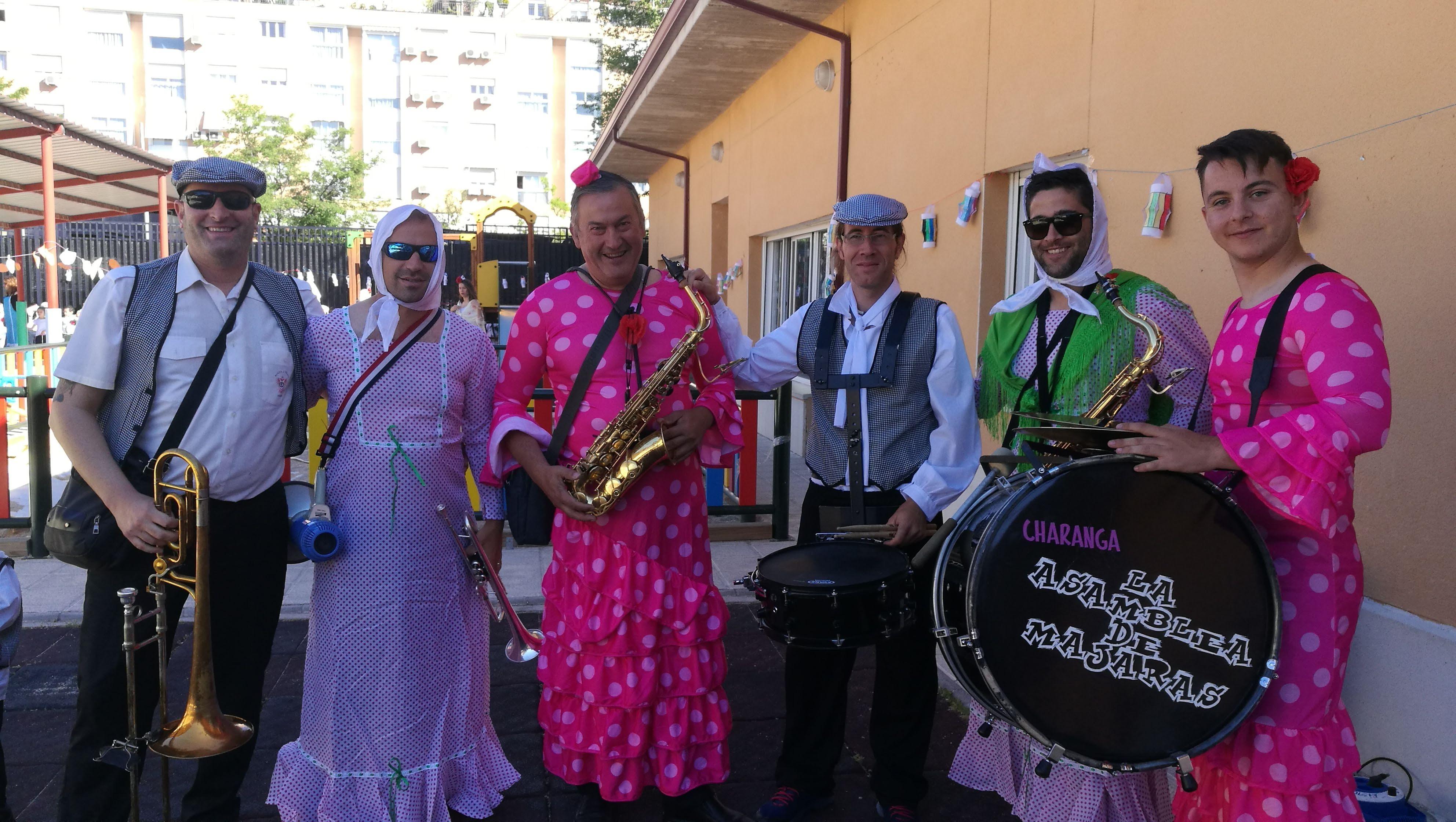 San Isidro en el Comedor 2019