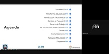 Webinar aulas virtuales
