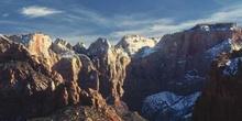 Cordillera Panamint, Valle de la muerte, California