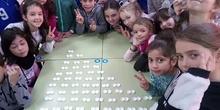 Construyendo las tablas entre todos