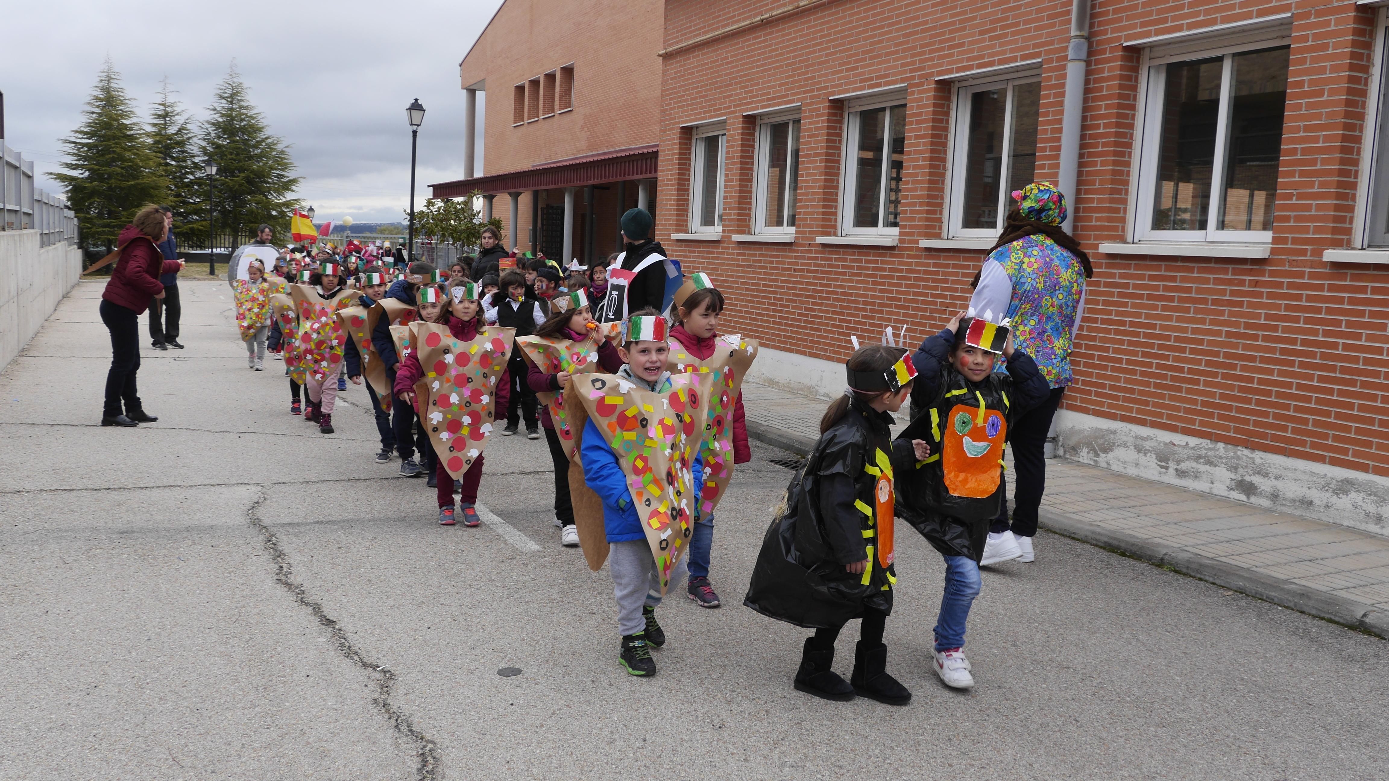 Pasacalles Carnaval 2018 34