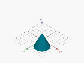 Cono de Apolonio (Circunferencia)