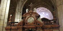 Trascoro de la Catedral de Almería, Andalucía