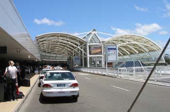 Aeropuerto de Sydney, Australia
