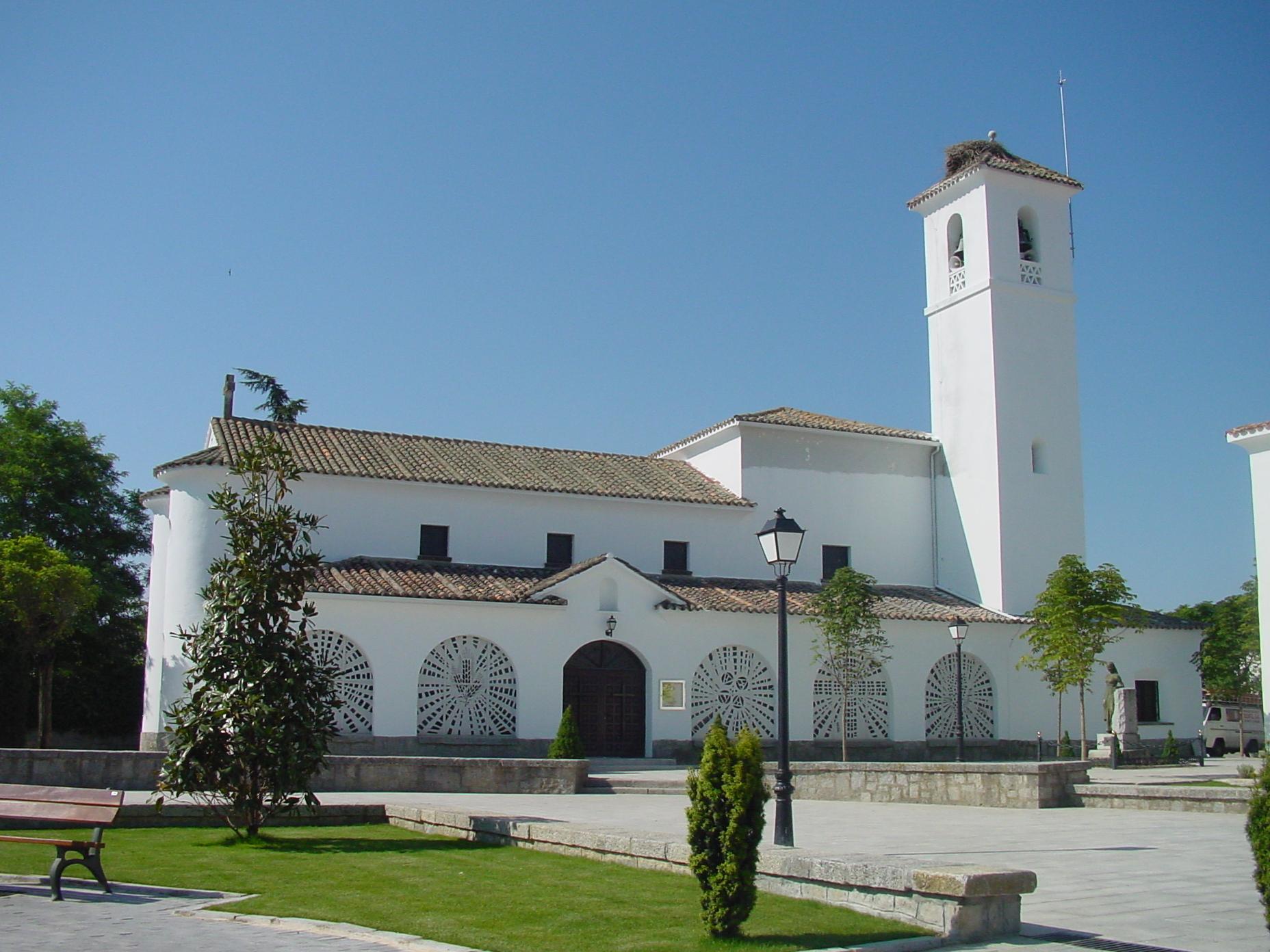 Iglesia en Villanueva de la Cañada