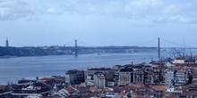 Puente 25 abril, Lisboa
