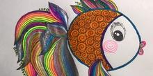Lucia Fish Mandala