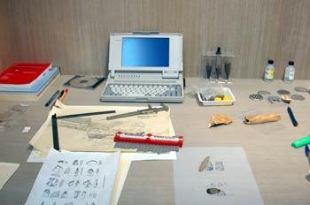 Laboratorio de Arqueólogo