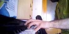 """""""QUE BONITO"""" de Soraya,piano versión"""
