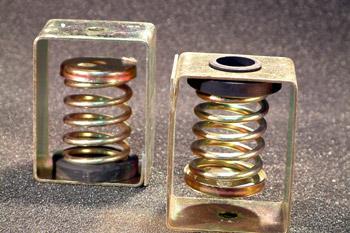 Amortiguadores metalicos