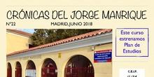 Crónicas del Jorge Manrique Nº 22