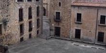 Plaza de San Jorge - Cáceres