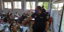 Los quintos aprenden educación vial_09_2021_CEIP FDLR_Las Rozas