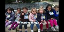 Infantil en el teatro 2018