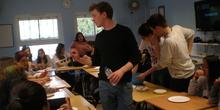 Inmersión lingüística en inglés en Cambridge 9