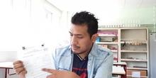 NEPALÍ - Matriculación en el CEPA Coslada