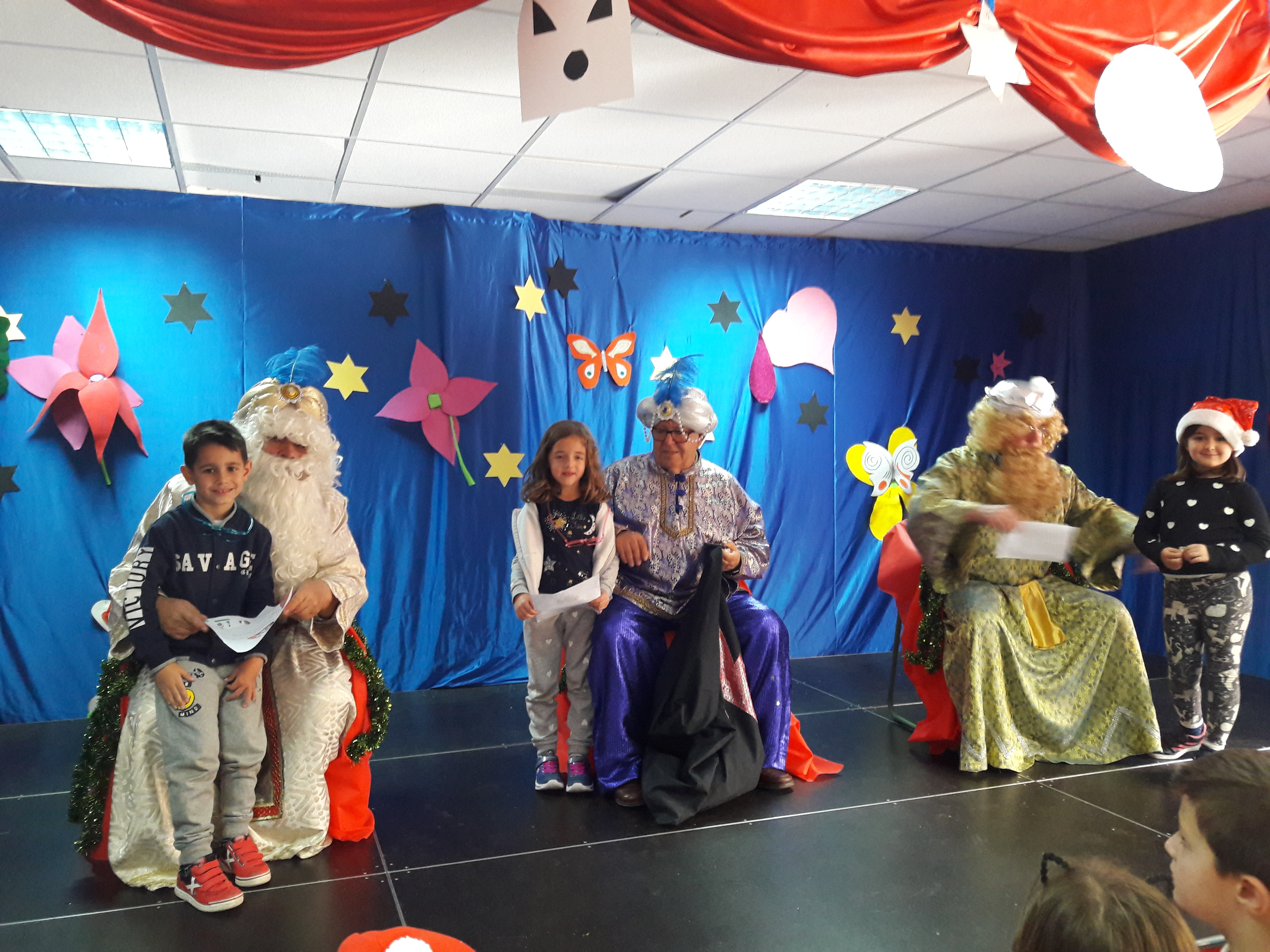 The Three Wise Men come to School 8