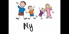 INFANTIL - 4 AÑOS - MY FAMILY - INGLÉS - FORMACIÓN