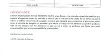 información AMPA