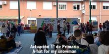 Navidad-Actuación 1º de Primaria