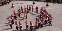 Danza en Taquile, Perú