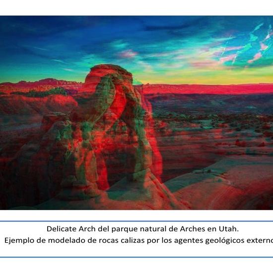 Maravillas Naturales 3D 2