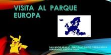 5B-PARQUE EUROPA-SALVA, IÑAKI, DIEGO, NEREA Y ÁNGELA