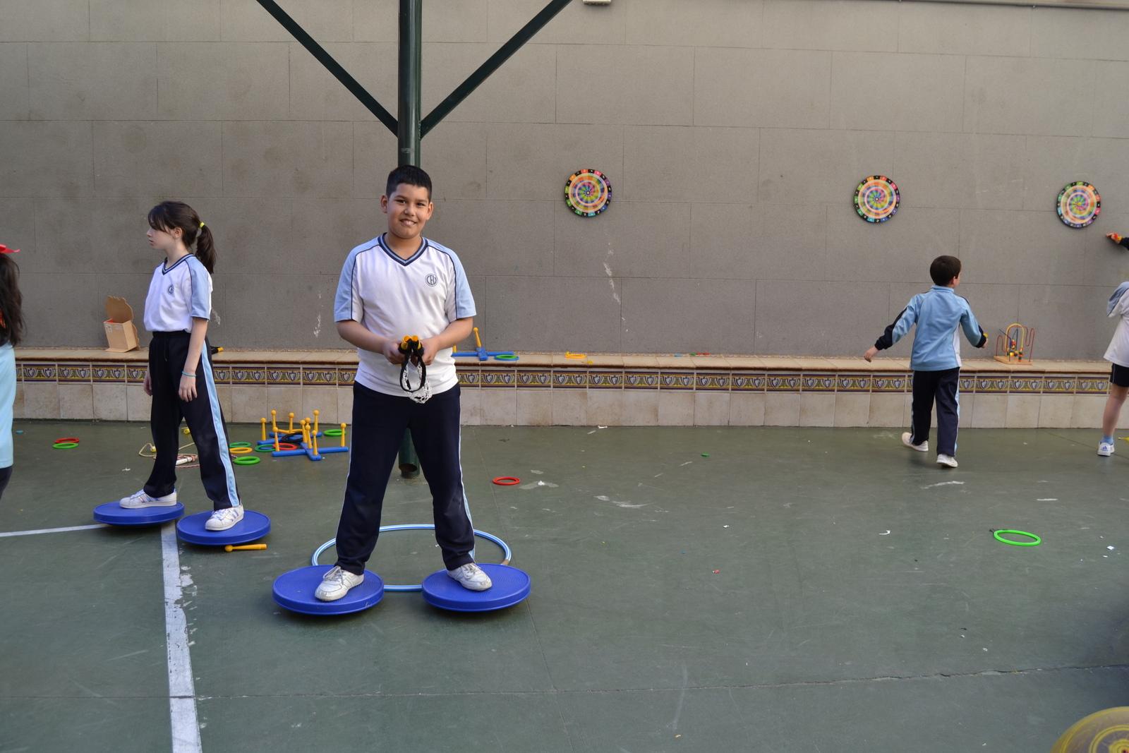 JORNADAS CULTURALES 2019: Juegos 3º y 4º Edu. Primaria 4