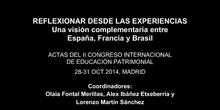 Educación Patrimonial. ACTAS II CONGRESO INTERNACIONAL EDUCACIÓN PATRIMONIAL