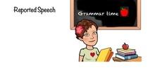 PRIMARIA 5º - INGLÉS - REPORTED SPEECH