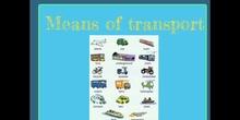 PRIMARIA - PRIMERO - TRANSPORT - SOCIAL SCIENCE - FORMACIÓN