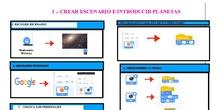 Entre Planetas. Fichas-Guía para la recreación del Universo con Scratch 3.0