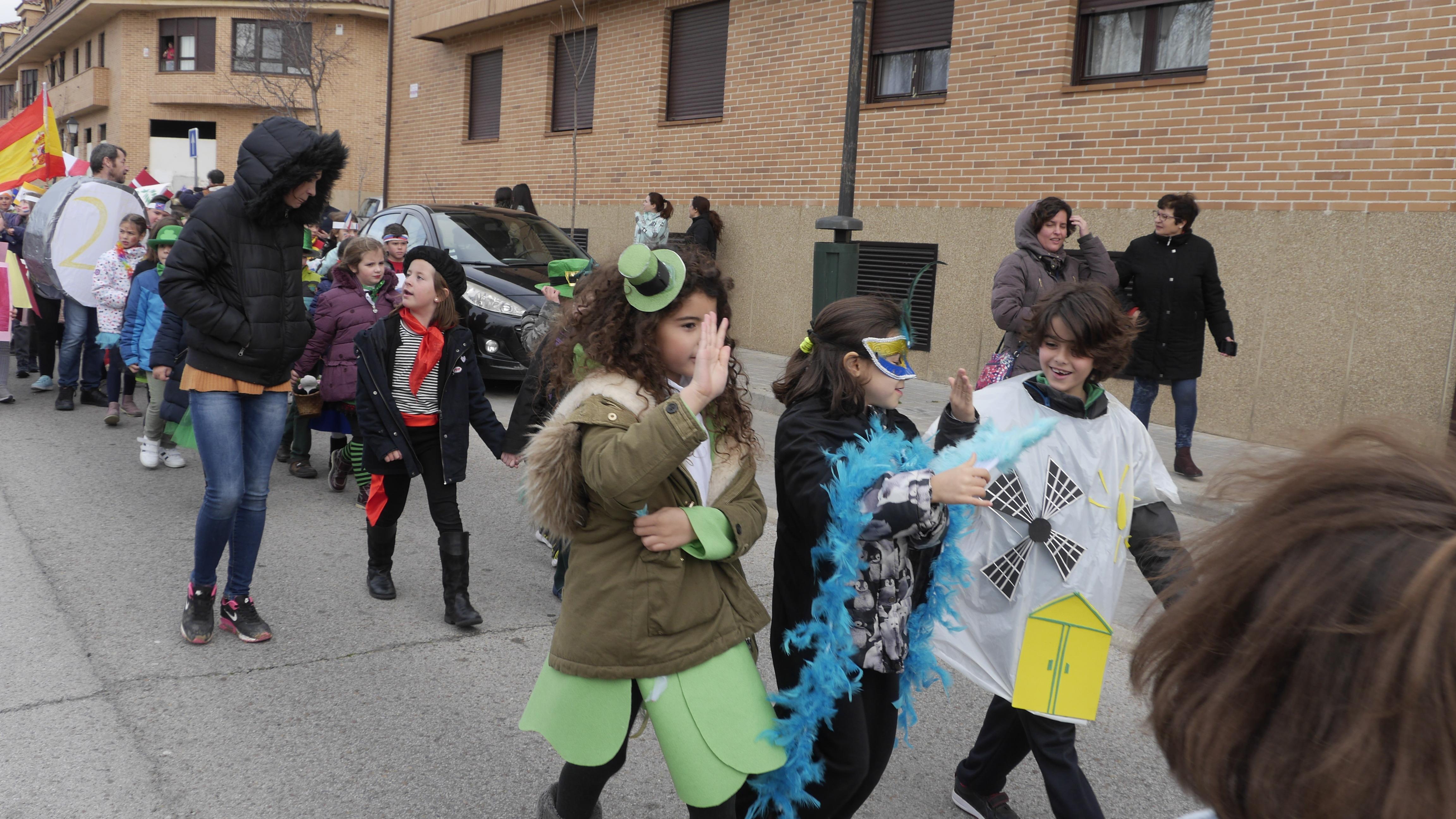 Pasacalles Carnaval 2018  1 30