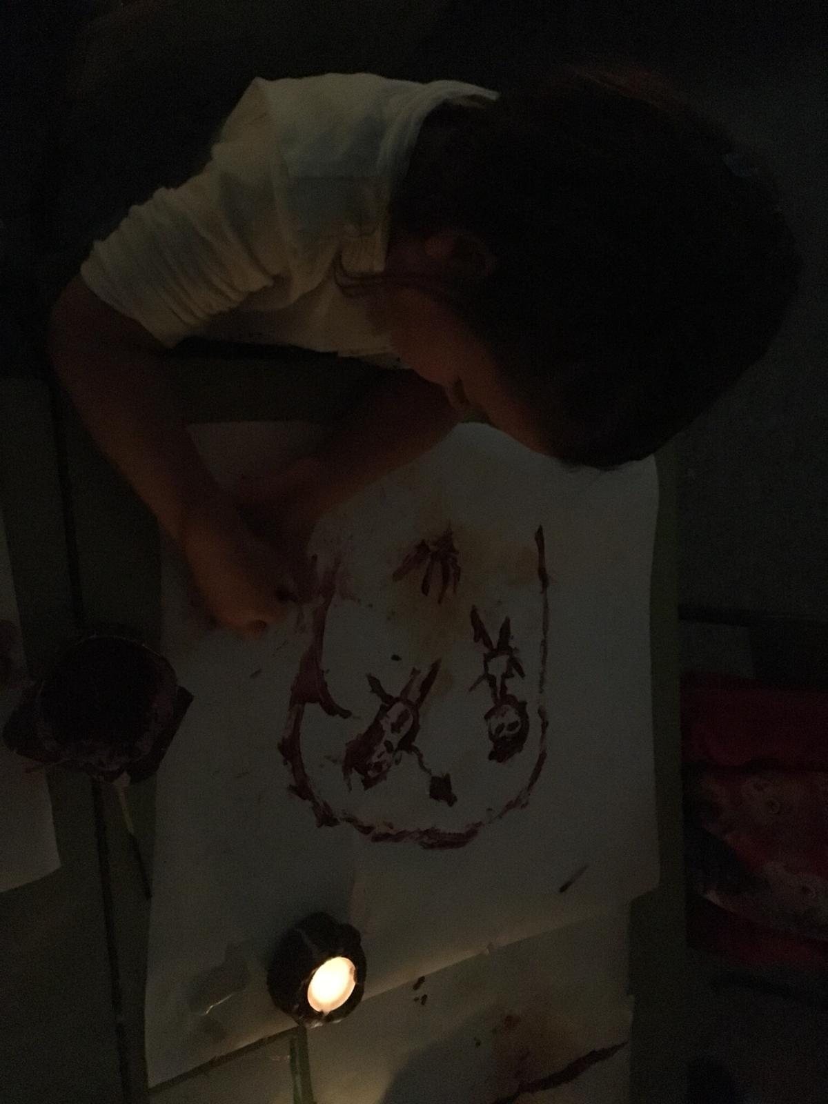 2019_03_15_Infantil 4B descubre la pintura rupestre_CEIP FDLR_Las Rozas 7