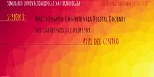 Seminario Innovación Educativa y Tecnológica IES Beatriz Galindo Madrid 2021