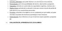 CRITERIOS CALIFICACIÓN 4º PRIMARIA