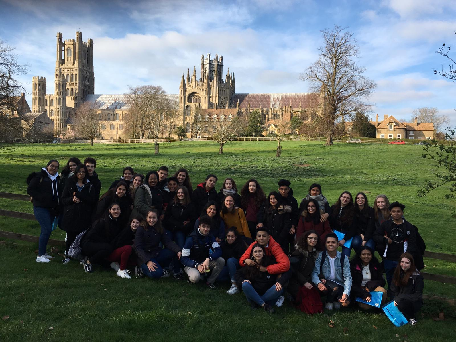 Viaje a Cambridge marzo 2019 4