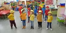 Los búhos de Infantil 5 A preparan la Navidad a todo ritmo (IV)_CEIP FDLR_Las Rozas