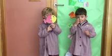 INFANTIL 3 AÑOS A - PEZ HOJA - ANIMACIÓN LECTURA