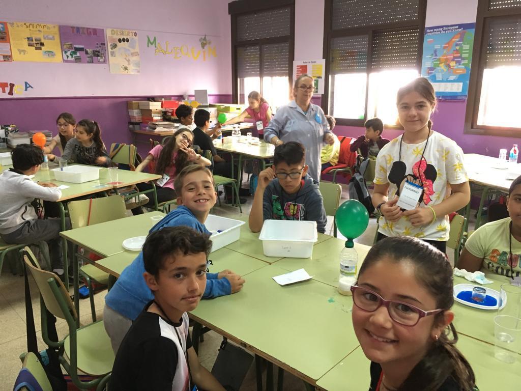 Jornadas Culturales 18-19. Talleres Berceo I A . 3º - 6º 8