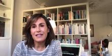 Presentación de Elisa Yuste
