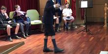 Fase final del III Concurso de Oratoria en Primaria de la Comunidad de Madrid 3
