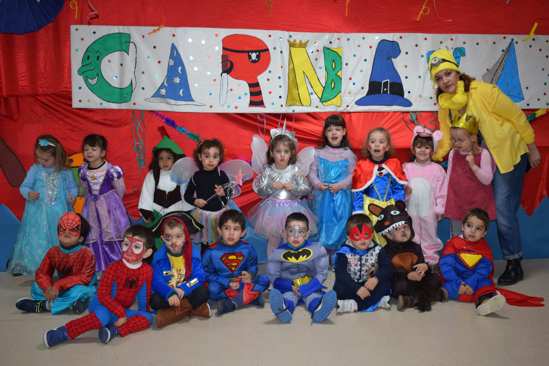 Pasacalles Carnaval 2018  4 1