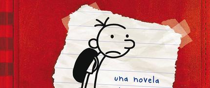 """Comentario literario """"El Diario de Greg"""""""