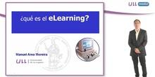 ¿Qué es el eLearning?