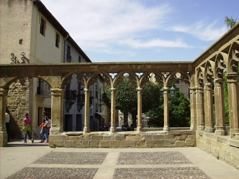 Iglesia de Santa María. Olite