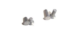 Remaches macizos de aluminio