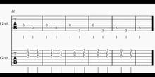 Balada de Mackie Navaja - Guitarras